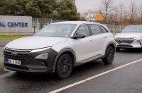 На тестах замечен новый водородный кроссовер Hyundai