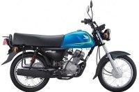 Мотоцикл Honda Ace110 стоимостью 600 долларов