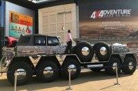 В Дубае показали самый большой в мире внедорожник