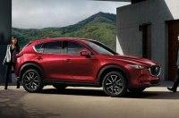 Компания Mazda обновила кроссовер CX-5