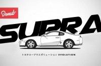Видео: эволюцию Toyota Supra показали за одну минуту