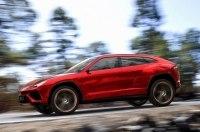 Lamborghini частично раскрыла технические характеристики вседорожника Urus
