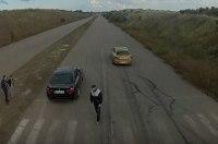 В «неравном бою» сошлись Volkswagen Arteon и BMW 530i