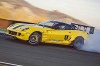 Ferrari 599 GTB Fiorano переделали в 930-сильный дрифт-кар