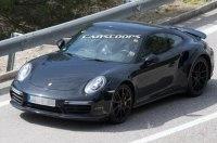 Новый Porsche 911 Turbo S получит 630-сильный двигатель