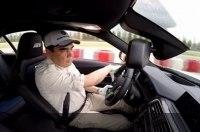 Посмотрите, как президент Туркменистана дрифтит на BMW M3