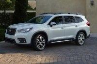 Трехрядный SUV: Subaru представила кроссовер Ascent