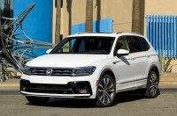 VW представил «спортивный» кроссовер Tiguan R-Line