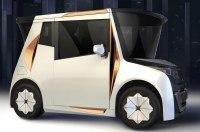В Лос-Анджелесе могут представить ситикар от дизайнера BMW