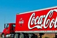 Вечное противостояние: на дороге не разминулись грузовики «Coca-Cola» и «Pepsi»
