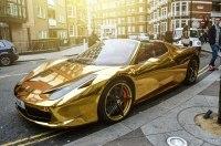 На чем ездят самые богатые люди мира