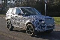Land Rover вывел на испытания новый Defender