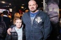 Сын Василия Вирастюка попал под колеса автомобиля