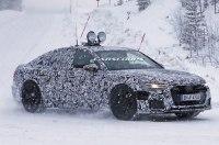 Новый Audi A6 «застукали» на дорожных тестах