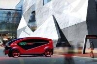 Fisker Orbit – новый минивэн «будущего»