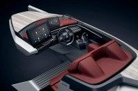 Компания Peugeot приспособила свой фирменный интерьер для лодок