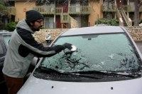 Разморозить стекло автомобиля за считанные секунды: Реальный способ