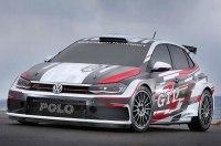 Новый хот-хэтч Volkswagen Polo GTI превратился в ралли-кар