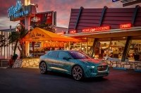 Jaguar узнал реальный запас хода электрического кроссовера I-Pace