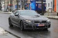 BMW начала дорожные испытания возрожденной «восьмерки»