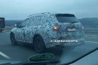 Серийный BMW X7 замечен на дорогах Германии