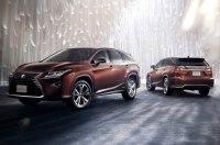 Семиместный кроссовер Lexus RX L уже в продаже