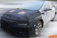 Компания Chevrolet вывела на тесты новый кроссовер
