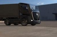 Эксперты показали дизайн грузовика «КамАЗ» будущего