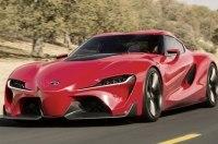 Toyota может переименовать купе Supra