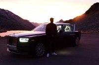 Рэпер Skepta превратил Rolls-Royce Phantom в музыкальную студию