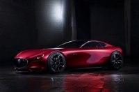 Фотошпионы засекли тестовый мул Mazda RX-9 2019