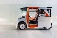Экс-дизайнер BMW создал очень странный электрокар
