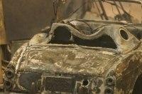 Пожар в Калифорнии уничтожил несколько тысяч автомобилей