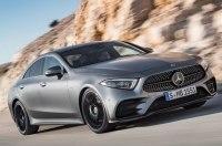 Mercedes озвучил цены нового CLS