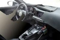 Появились фотографии интерьера следующего Porsche 911