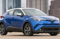 Toyota назвала причину слабых продаж кроссовера C-HR