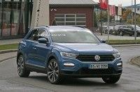 «Заряженный» VW T-Roc R будет 310-сильным