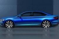 Volkswagen показал официальный эскиз нового седана Jetta