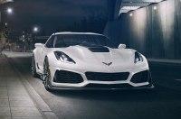 Hennessey «прокачает» Chevrolet Corvette ZR1 до 1200 лошадиных сил