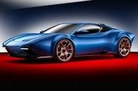Экс-глава Lotus создал ретро-суперкар со скрытыми фарами