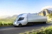 Электрогрузовик Tesla Semi «поймали» на дорогах общего пользования