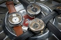 Датчане делают часы из старых Ford Mustang