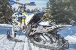 Снегоход из мотоцикла - новая линейка Polaris Timbersled 2018