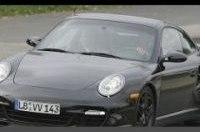 """Купе Porsche 911 Turbo """"засекли"""" на трассе"""
