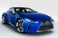 «Заряженный» Lexus LC: карбон и 630 л.с.
