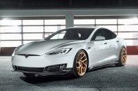 Novitec добавил агрессии электрокару Tesla Model S