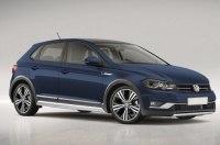 «Проходимый» хэтч Volkswagen Polo Alltrack: первые изображения