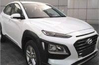 Кроссовер Hyundai Kona получит новый дизайн
