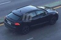Самый дорогой кроссовер Audi запечатлели на фото