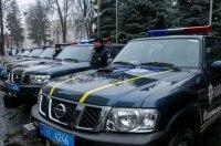 Нацполиция получила тяжелые внедорожники Nissan Patrol